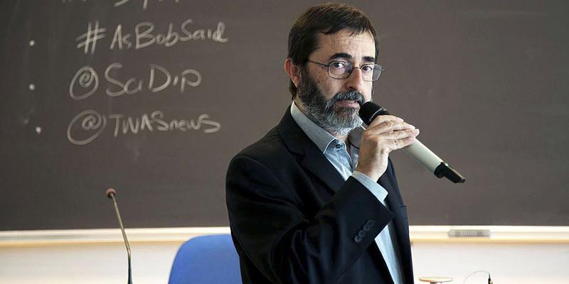Biografía de Fernando Quevedo