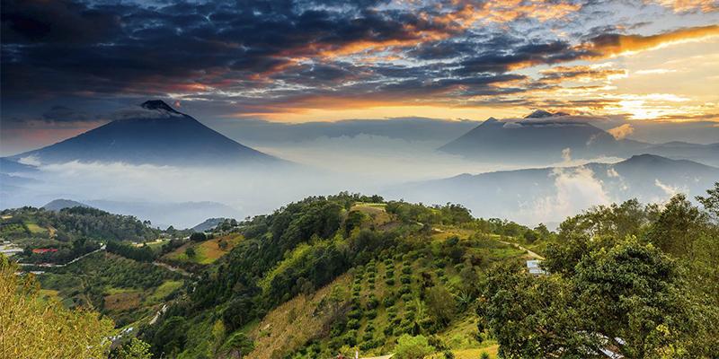 Climas por estaciones del año en Guatemala