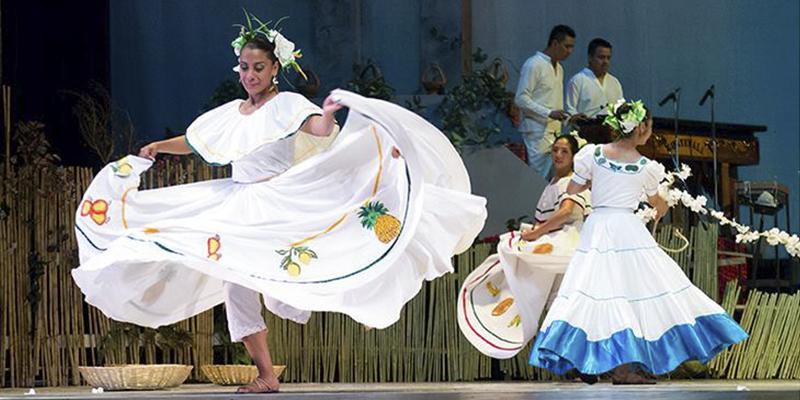 Historia del Ballet Moderno y Folklórico en Guatemala
