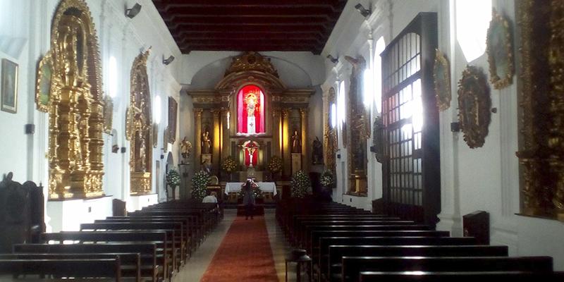 Iglesia San Miguel de Capuchinas, ciudad de Guatemala
