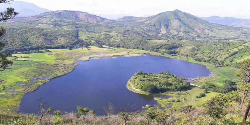 Laguna de Obrajuelo, Jutiapa
