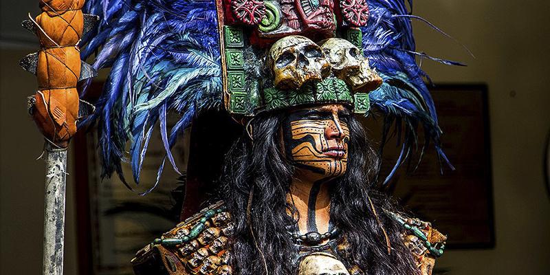 Leyenda de las tablillas que cantan de Guatemala