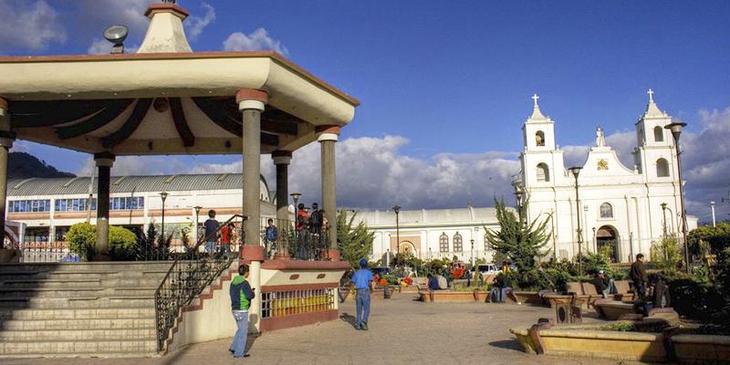 Municipio de San Pedro Sacatepéquez, San Marcos