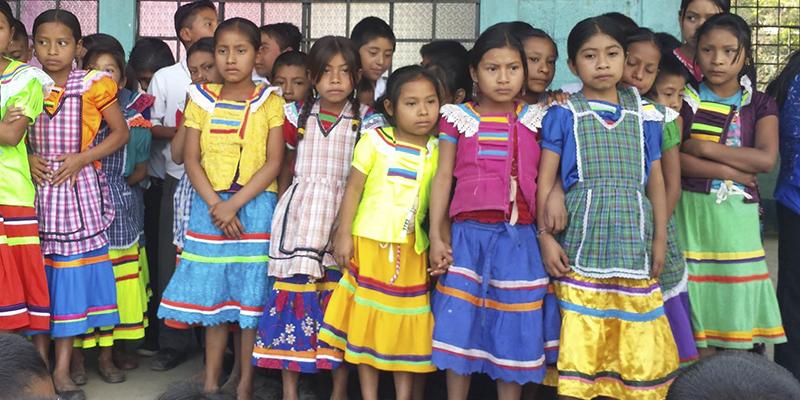 Palabras en idioma Chuj de Guatemala