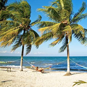 Playa Blanca, Izabal.