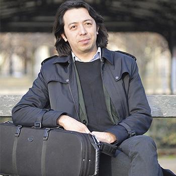 Biografía de Survier Flores, violinista guatemalteco