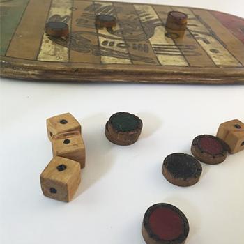 Puluc, el juego de mesa maya en Guatemala