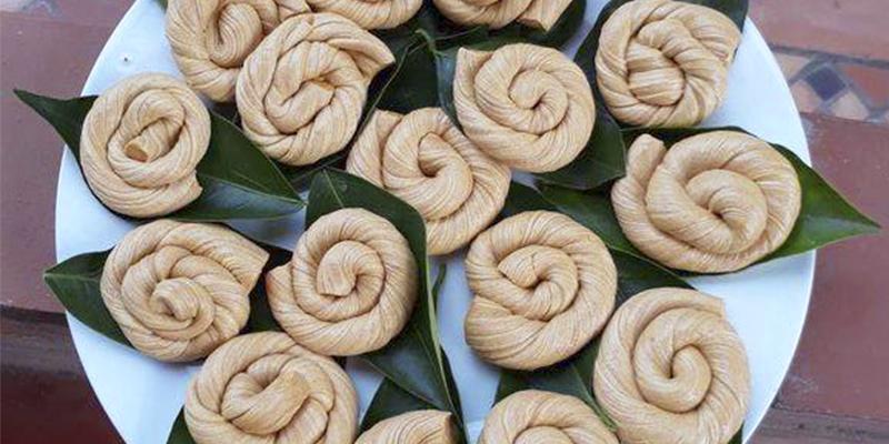 Receta para hacer Melcocha guatemalteca