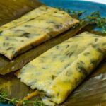 Receta para hacer tamalitos de loroco chapines