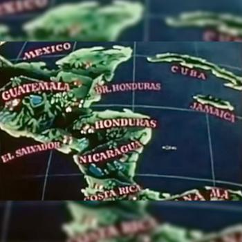 """Visita de """"El grupo Disney"""" en Guatemala en 1941"""