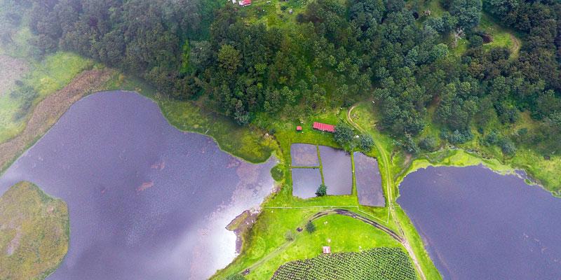 Laguna de Chichoy, Chimaltenango