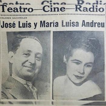 Biografía de María Luisa Spillari de Andreu