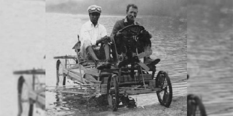 Las invenciones de Félix Hanstein en Guatemala
