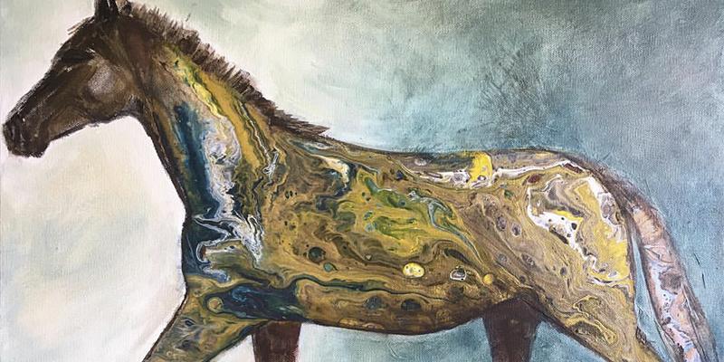 Leyenda guatemalteca del Caballo de siete colores