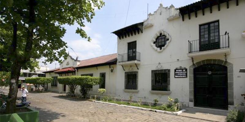 Museo de Arqueología y Etnología Horacio Alejos León en Retalhuleu
