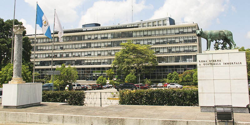 ¿Por qué se le dice Palacio de la Loba al Palacio Municipal de Guatemala?