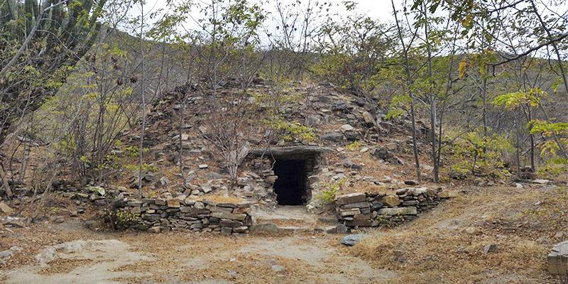 Sitio Arqueológico de Guaytán en El Progreso, Guatemala