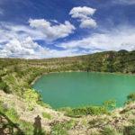 Leyenda de la Laguna del Hoyo en Jalapa