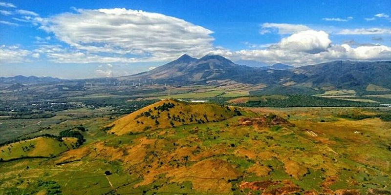 Leyenda de los cerros encantados de Santa Rosa