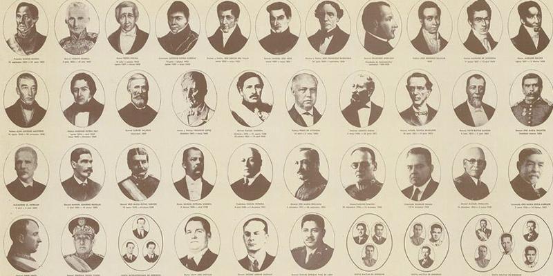 Lista de Presidentes de Guatemala
