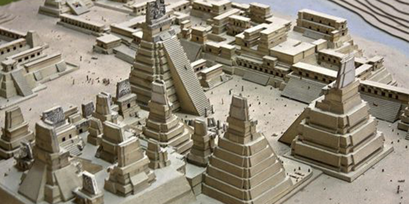 Períodos mayas en Guatemala