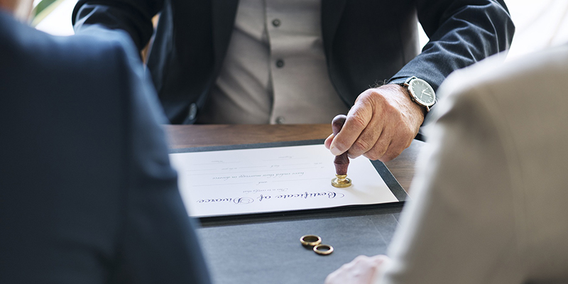 Trámite para solicitar un divorcio en Guatemala