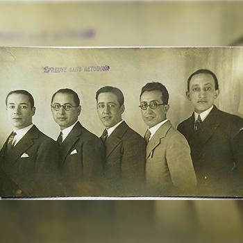 Biografía de José B. Epaminondas Quintana Rodas