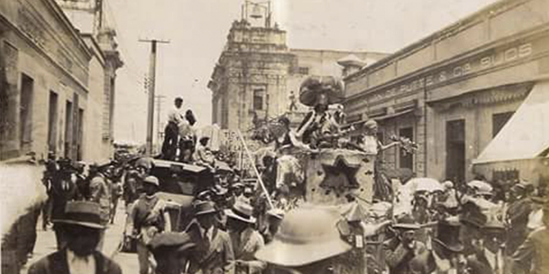 Historia de la Chalana en Guatemala