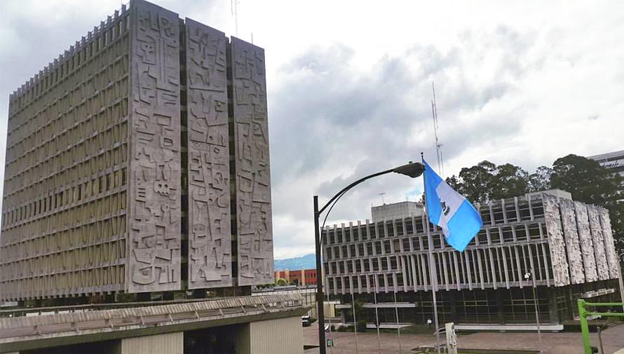 Murales del Banco de Guatemala