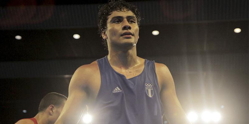 Biografía de Lester Martínez, boxeador guatemalteco