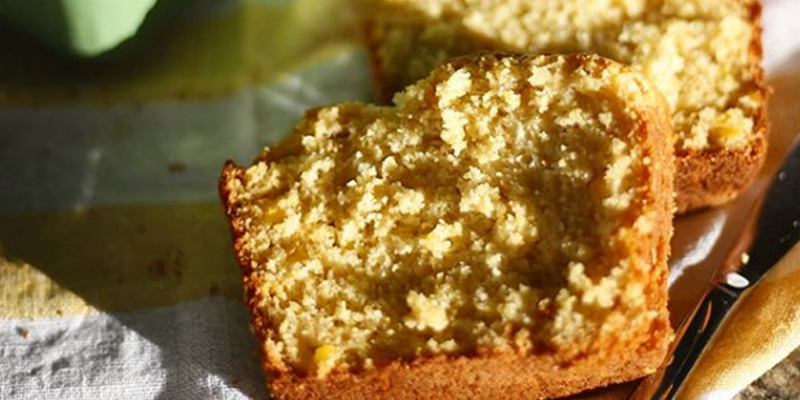 Receta de pan de maíz dulce guatemalteco