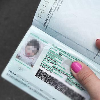renovacion-pasaporte-guatemala-menores-de-edad