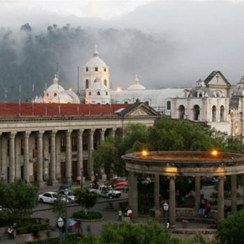 Fechas de fundación de los 22 departamentos de Guatemala, Quetzaltenango