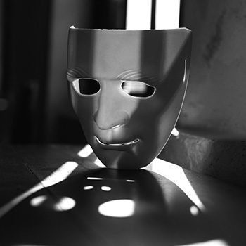Leyenda Máscara de crista, de Miguel Ángel Asturias