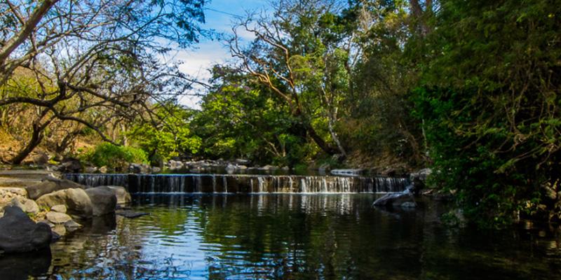 Poza de la Pila en Ipala, Chiquimula