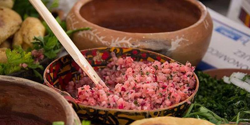 Receta para preparar el tradicional Picado de Rábano guatemalteco