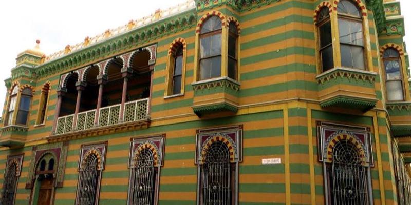 Casa Mozárabe en Guatemala