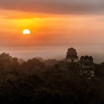 Solsticio de Verano en Guatemala