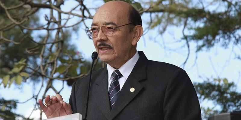 Biografía de Rubén Alfonso Ramírez Enríquez