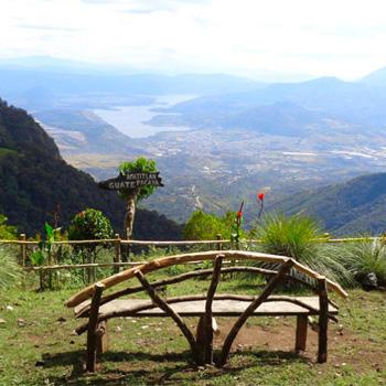 Corazón de Agua, parque ecológico en Sacatepéquez