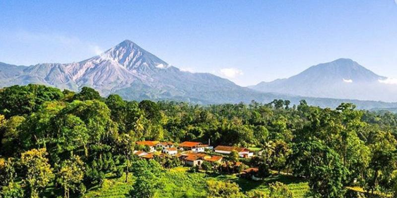 El Patrocinio, reserva natural privada en Quetzaltenango