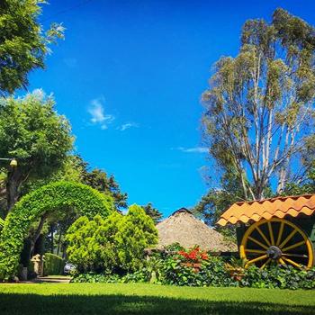 Eco Jinayá, parque ecológico en Sacatepéquez