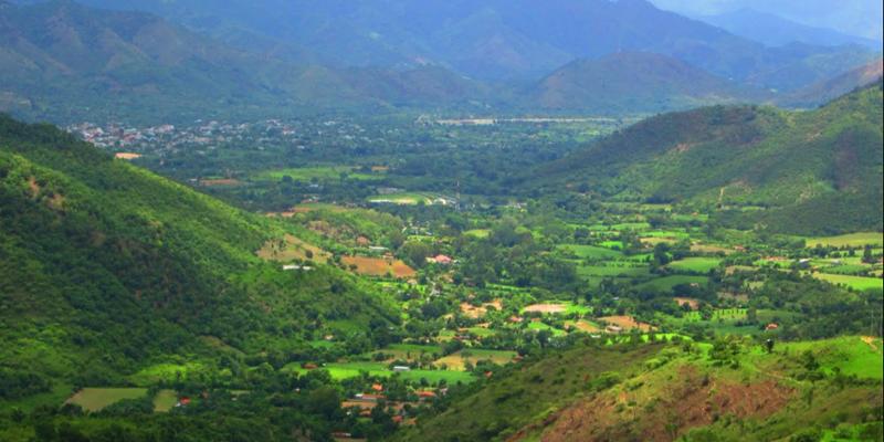 Departamento de Baja Verapaz, Guatemala