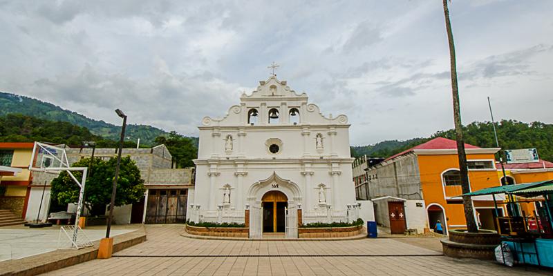 Municipio Santa Cruz el Chol, Baja Verapaz