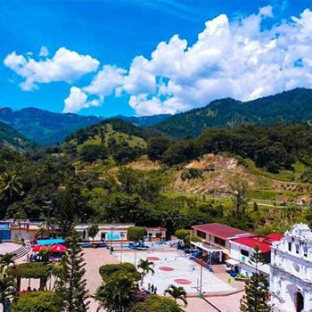 Municipio Santa Cruz el Chol, Baja Verapaz Héctor Lopez