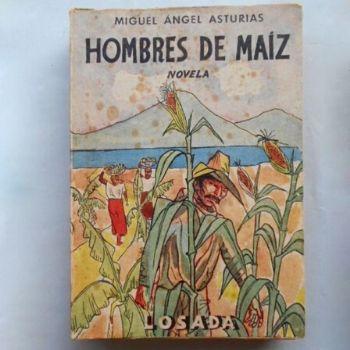 Cumbre María tecún hombres de maíz
