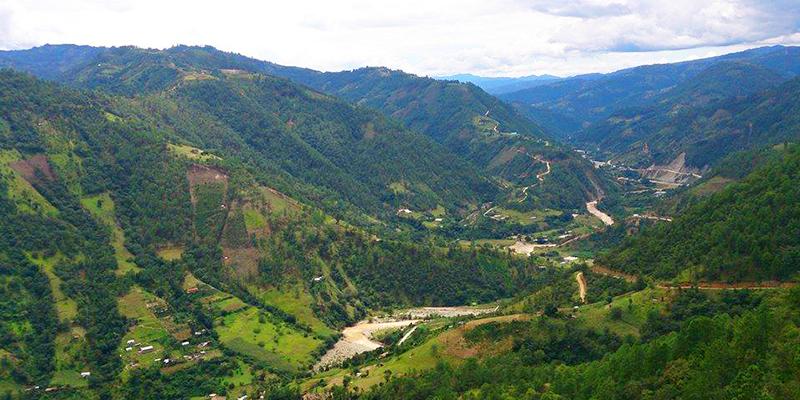 Leyenda del nombre de San Gaspar Ixchil en Huehuetenango