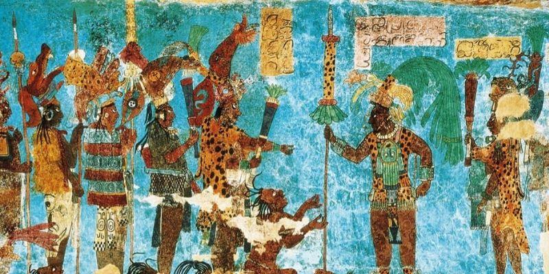 color azul maya