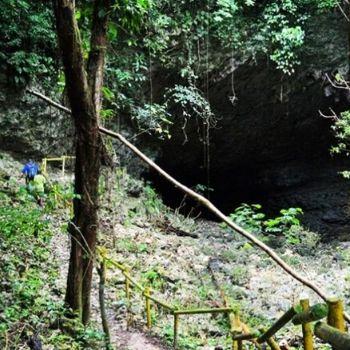 cueva del tigre izabal senderos