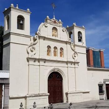 iglesia ciudad vieja fachada